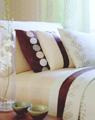 ベッド装飾例