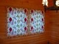 ツリーハウス 麻のカーテン生地 シェード