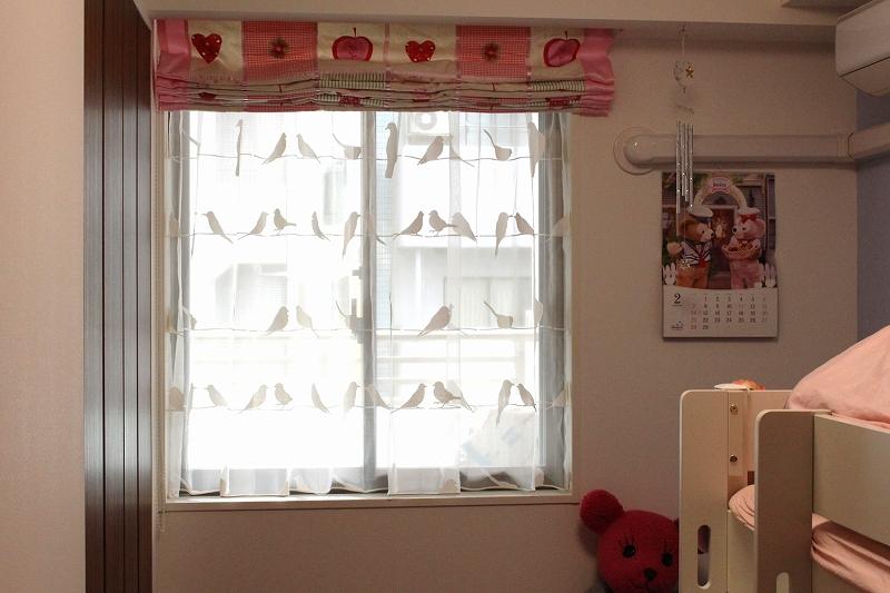 輸入カーテン ヨーロッパのカーテン 女の子のカーテン