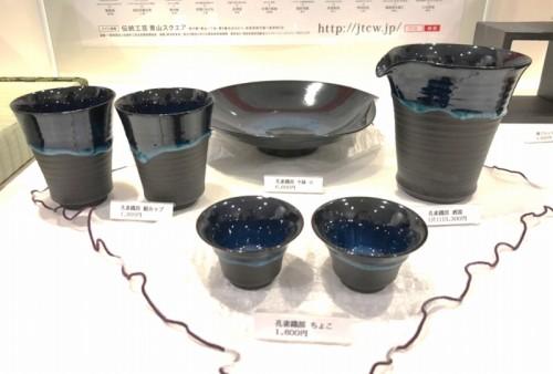 JAPAN TRADITIONAL CRAFTS WEEK   信楽焼 伝統工芸 日本とヨーロッパ