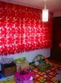 子供部屋カーテン 女の子カーテン