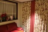 英国風 古城ホテル ガーデン 花柄