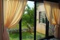 白いカーテン ドイツ製カーテン 可憐な窓