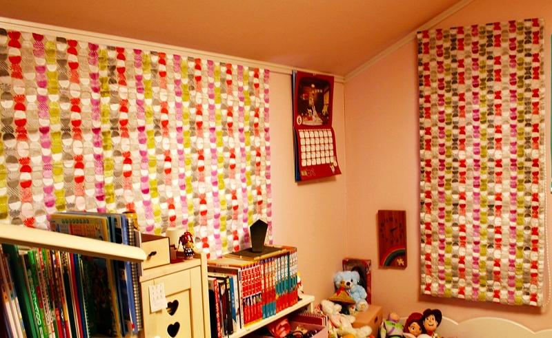 オーダーカーテン イギリスのカーテン 子供室