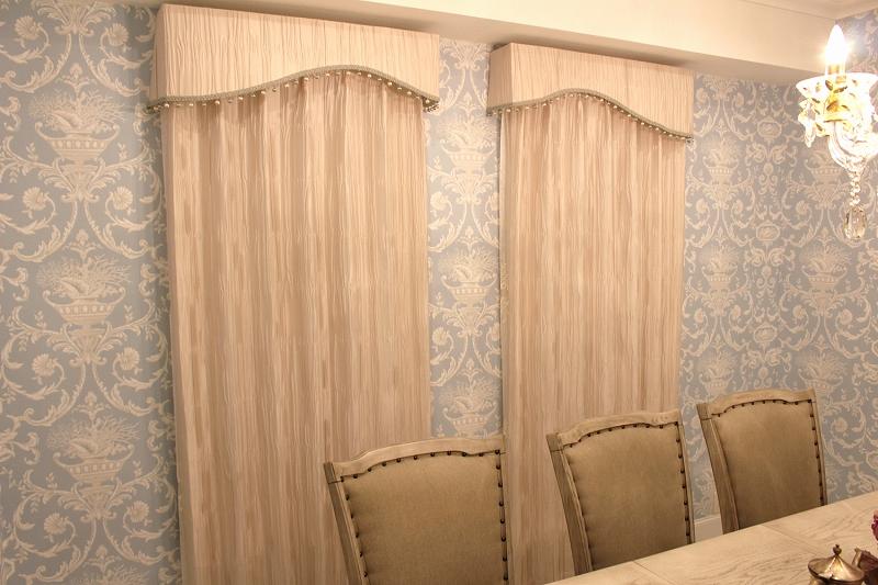 輸入カーテン トリム ヨーロッパのカーテン