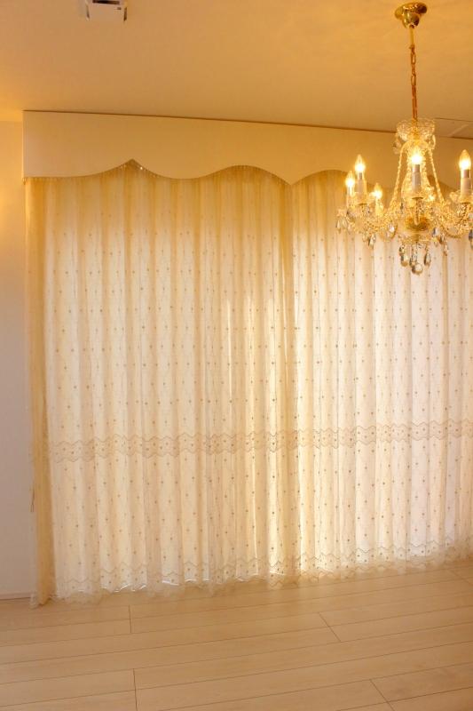 輸入カーテン ヨーロッパのカーテン エレガンススタイル