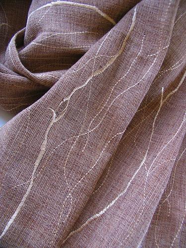 ソナタ.トルコ.280巾¥6,900(m) ドレープカーテン