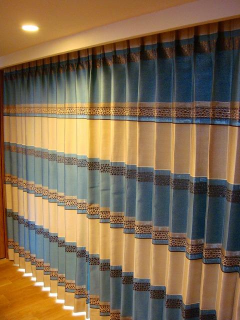 イギリス製カーテン トラッド ブリティッシュ