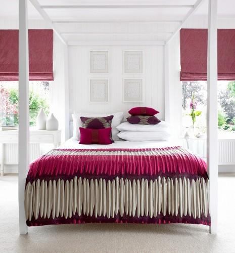 イギリスのカーテン WILMAN