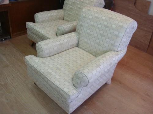 ソファの張り替え 椅子の張り替え