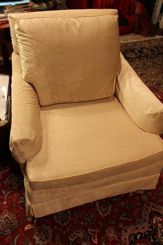 JABの張り替え 椅子張り AFTER