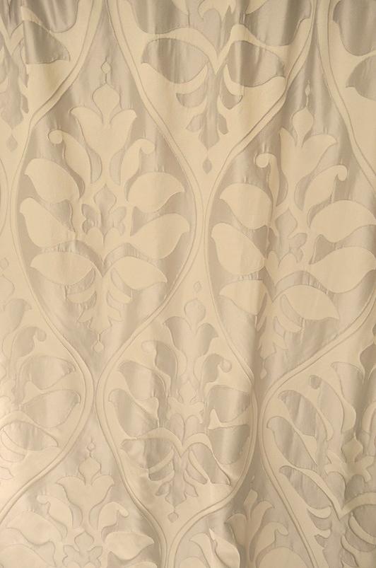 輸入カーテン ダマスク柄 ヨーロッパのカーテン