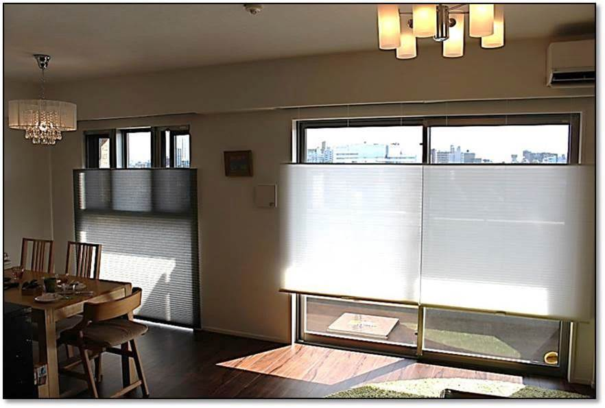 輸入カーテン  ルーセントホーム シンプルなカーテン
