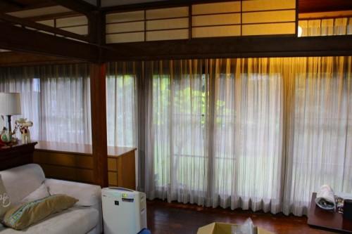 ハンターダグラス シルエットシェード ヨーロッパのカーテン