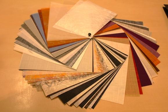 パネルカーテン パネルスクリーン 海外の間仕切り 輸入カーテン