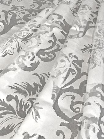エステサロンのカーテン 店舗のカーテン ヨーロッパのカーテン