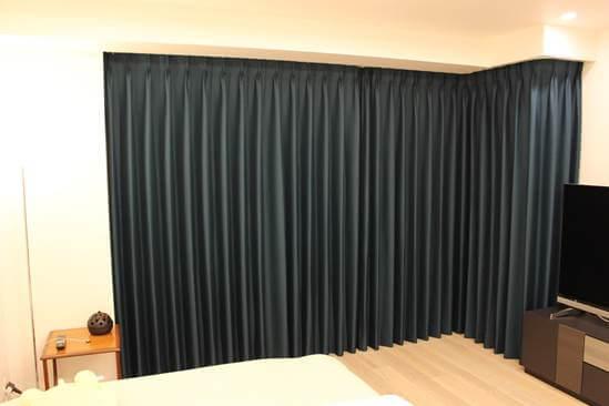 シンプル オーダーカーテン おしゃれ