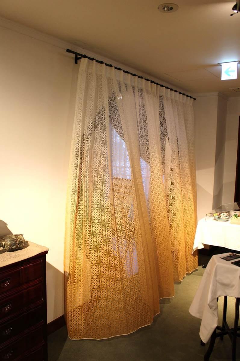 イタリア製カーテン おしゃれ オーダーカーテン