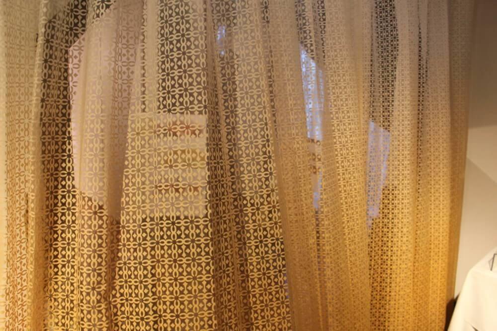 イタリア製カーテン オーダーカーテン