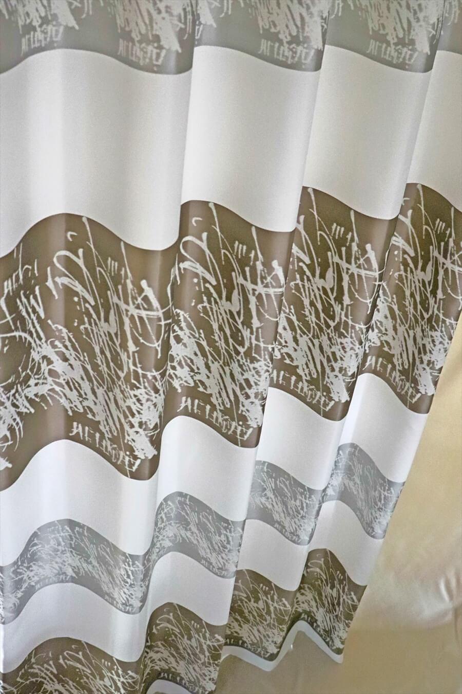 ドイツ製 生地 カーテン