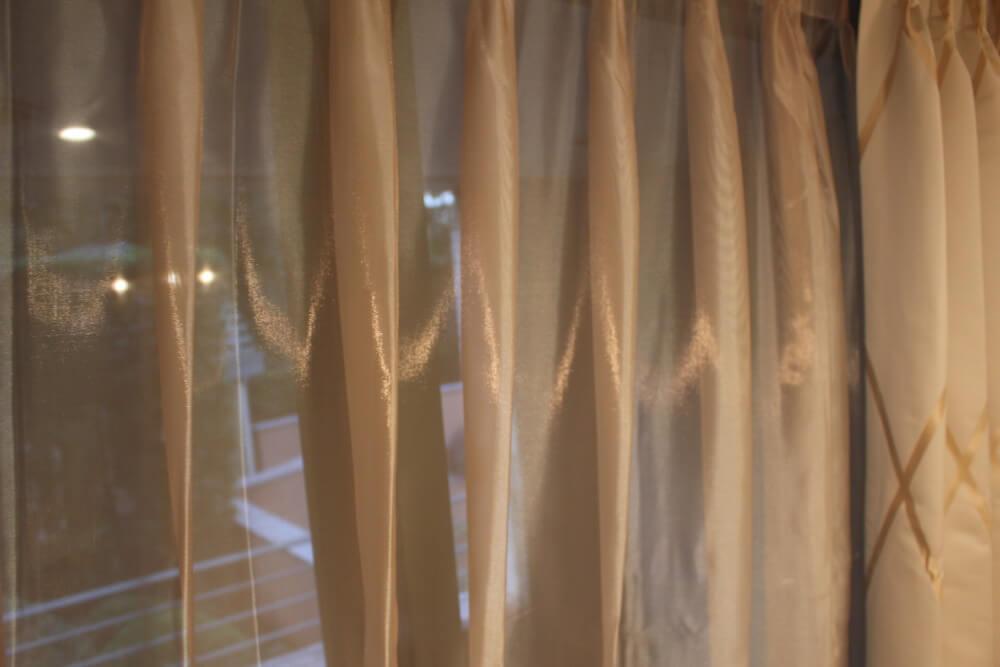輸入オーダーカーテン ヨーロッパ おしゃれ モダン ホテルのような