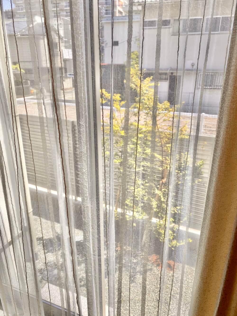 ナチュラル オシャレ オーダーカーテン東京