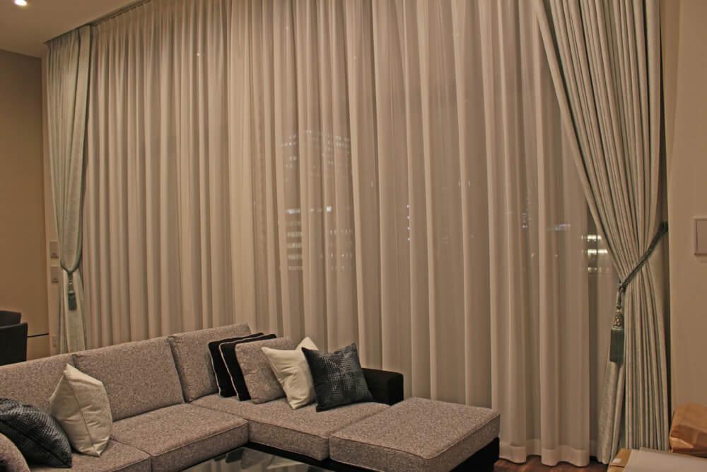 シンプル オーダーカーテン