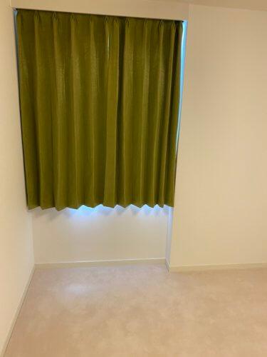 リネン 麻カーテン